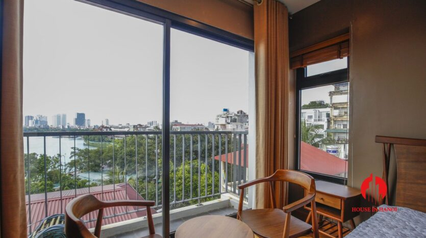 apartment for rent on to ngoc van lake view bedrooms 2