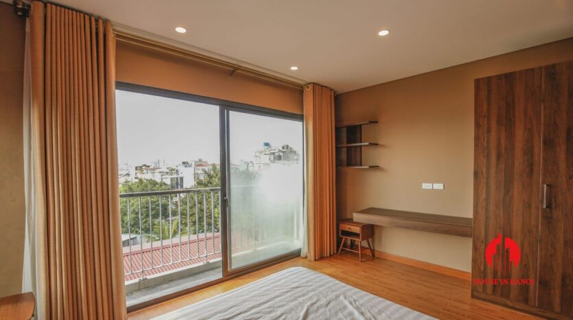 apartment for rent on to ngoc van lake view bedrooms 5