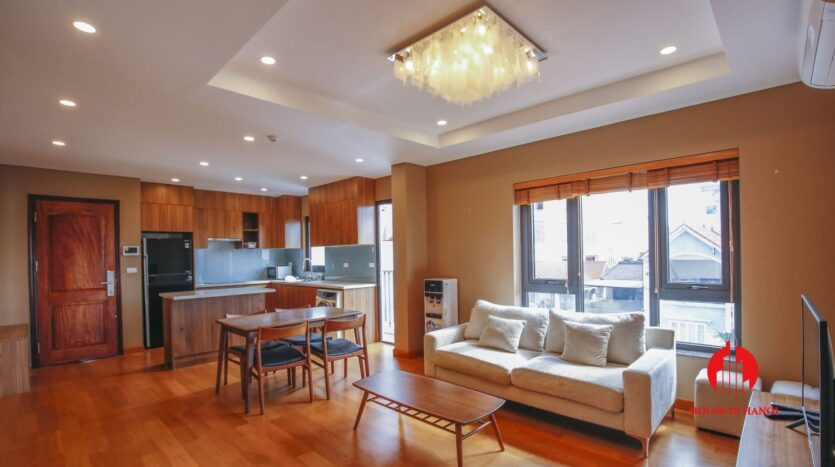 apartment for rent on to ngoc van lake view bedrooms 7