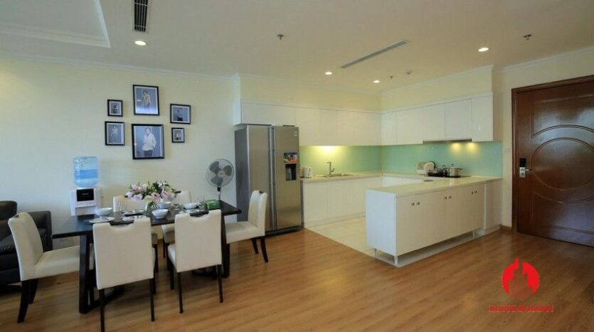 big balcony apartment for rent in vinhomes nguyen chi thanh 1