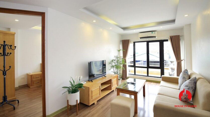 cheap apartment for rent on hoang quoc viet 11