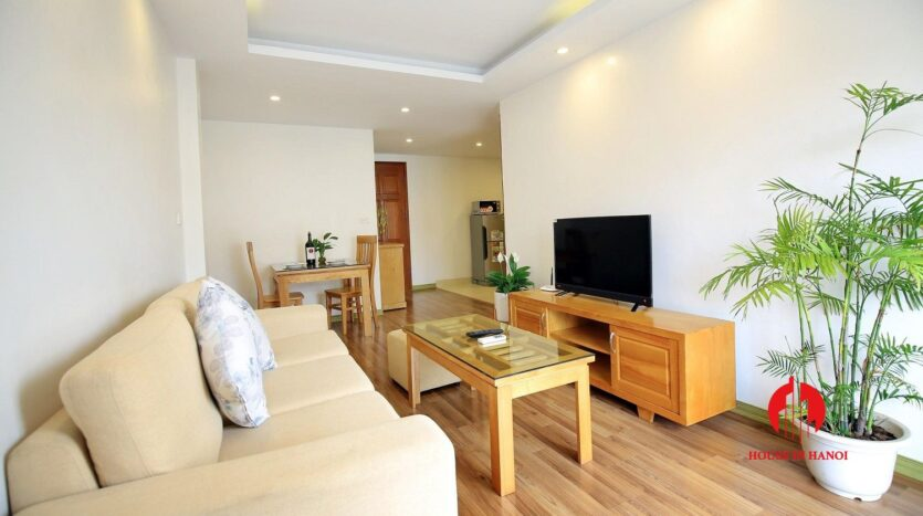 cheap apartment for rent on hoang quoc viet 17