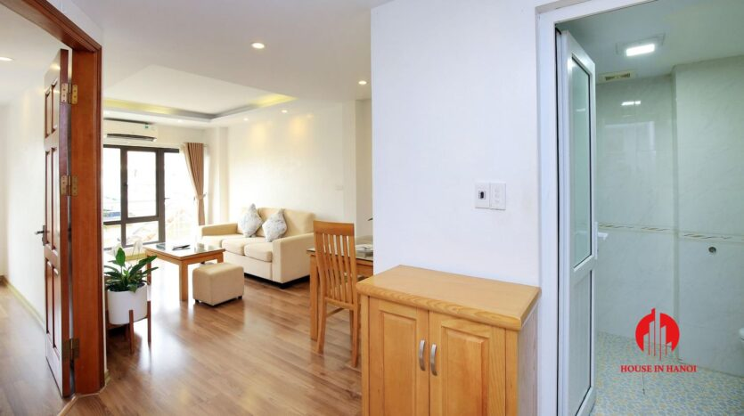 cheap apartment for rent on hoang quoc viet 6