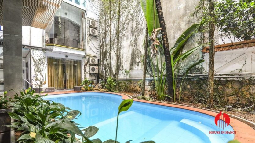 fashionable 4 bedroom apartment on to ngoc van 1