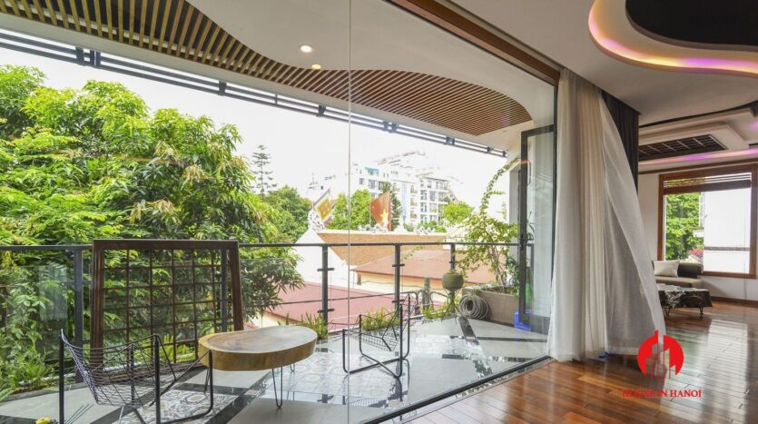 fashionable 4 bedroom apartment on to ngoc van 17