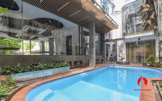 fashionable 4 bedroom apartment on to ngoc van 2