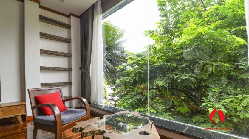 fashionable 4 bedroom apartment on to ngoc van 20