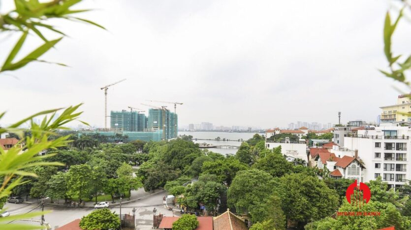 fashionable 4 bedroom apartment on to ngoc van 24