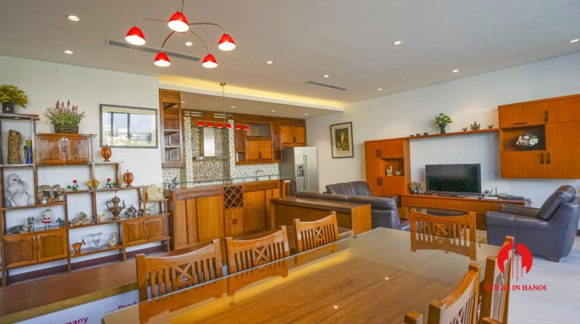 garden apartment for rent in tay ho westlake 2