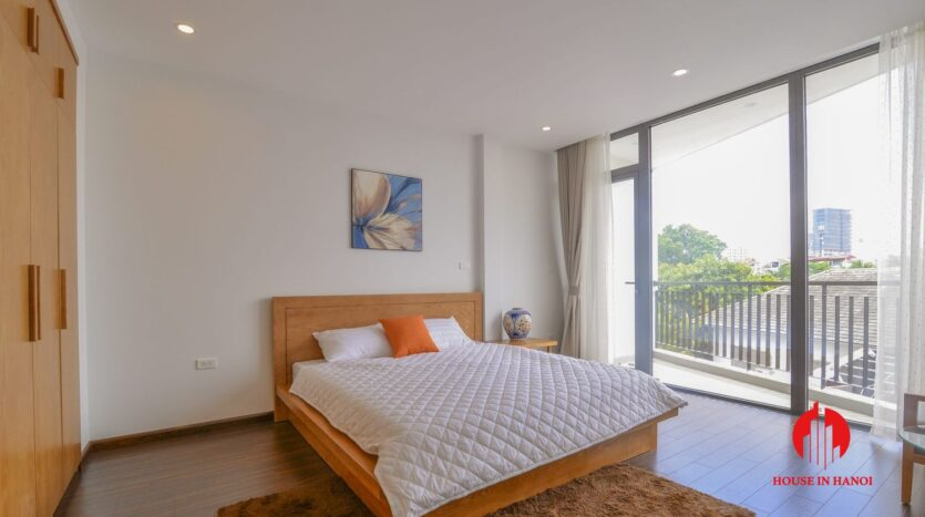 graceful apartment for rent on nhat chieu 12