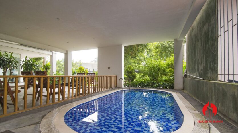 high standard apartment in tay ho with swimming pool 16