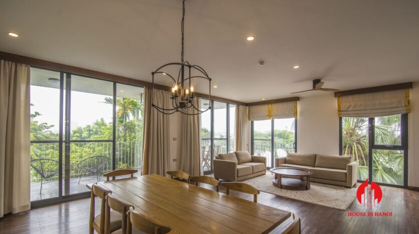 high standard apartment in tay ho with swimming pool 2