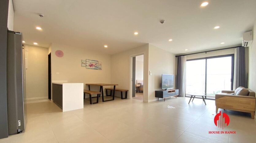lake view 2 bedroom apartment in kosmo tay ho 9