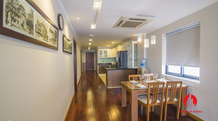 lake view 2 bedroom apartment on xuan dieu 13
