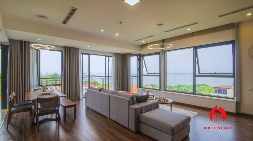 lake view penthouse for rent in tay ho 10