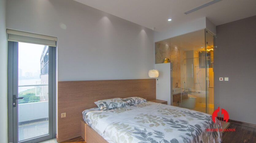 lake view penthouse for rent in tay ho 22
