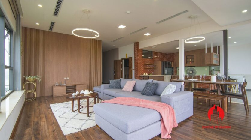 lake view penthouse for rent in tay ho 6