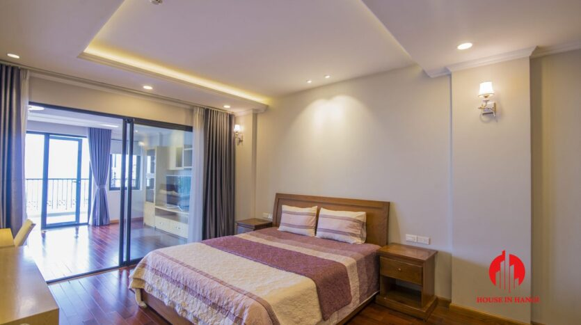 large balcony apartment on xuan dieu 4