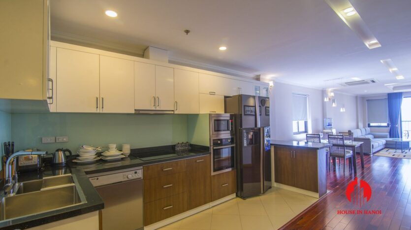 large balcony apartment on xuan dieu 9