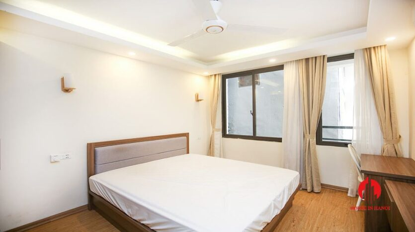 large cheap 2 bedroom apartment on to ngoc van 1