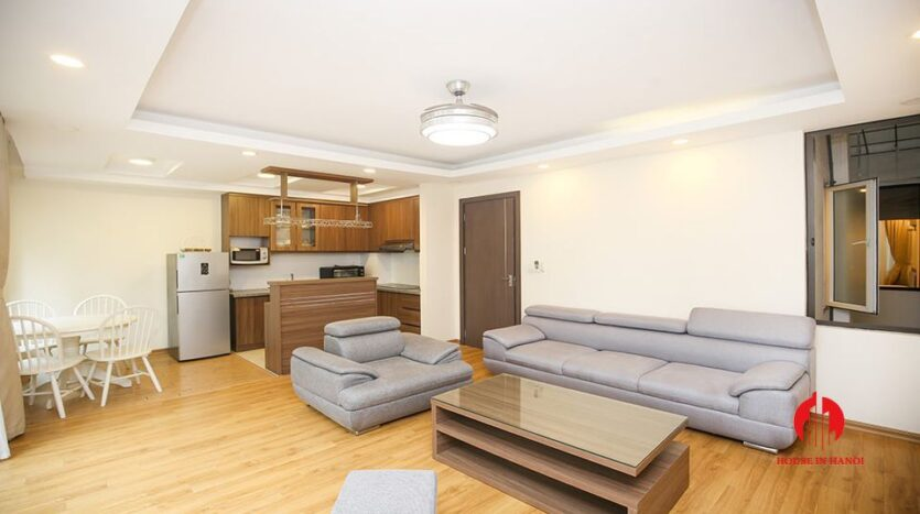large cheap 2 bedroom apartment on to ngoc van 10