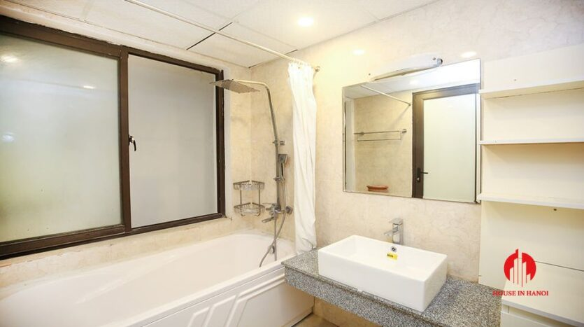 large cheap 2 bedroom apartment on to ngoc van 12
