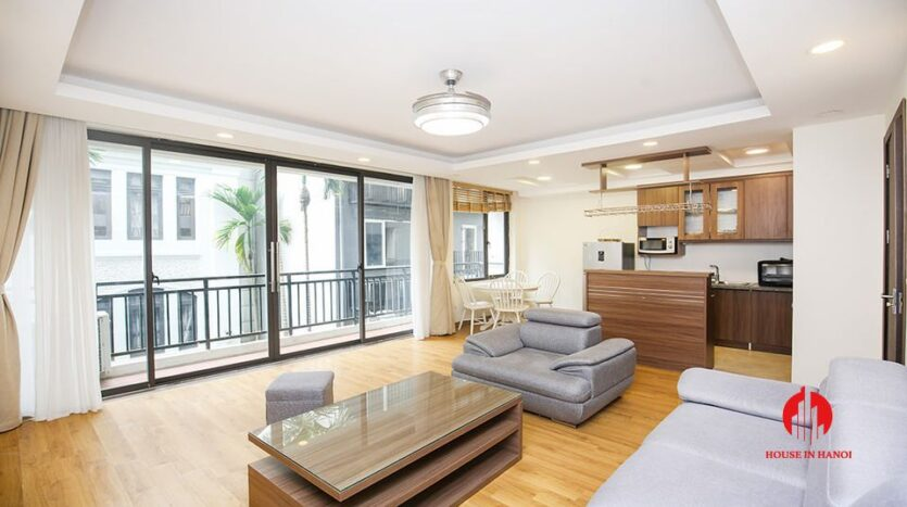 large cheap 2 bedroom apartment on to ngoc van 5