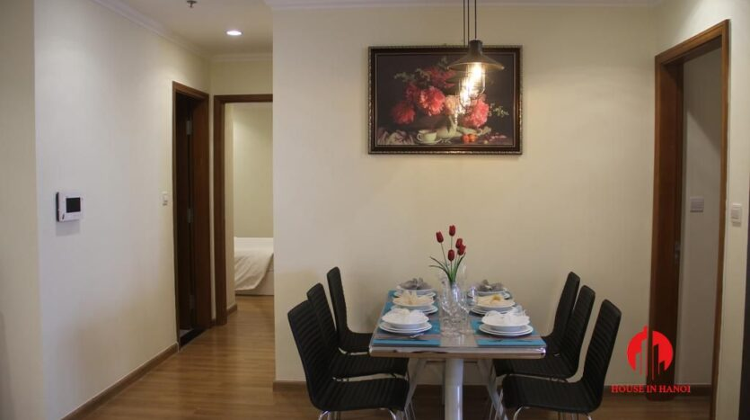 modish 2 bedroom apartment in vinhomes nguyen chi thanh 11
