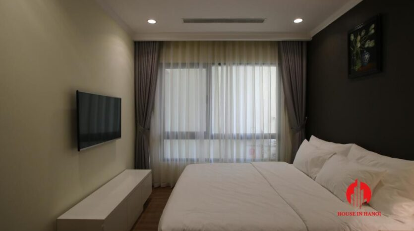 modish 2 bedroom apartment in vinhomes nguyen chi thanh 2