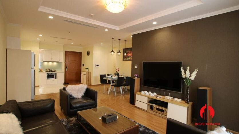 modish 2 bedroom apartment in vinhomes nguyen chi thanh 5