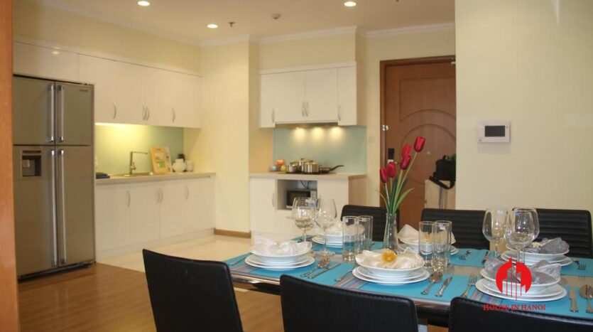 modish 2 bedroom apartment in vinhomes nguyen chi thanh 9