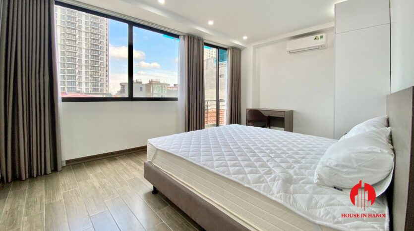 new 2 bedroom apartment for rent on tay ho street 1