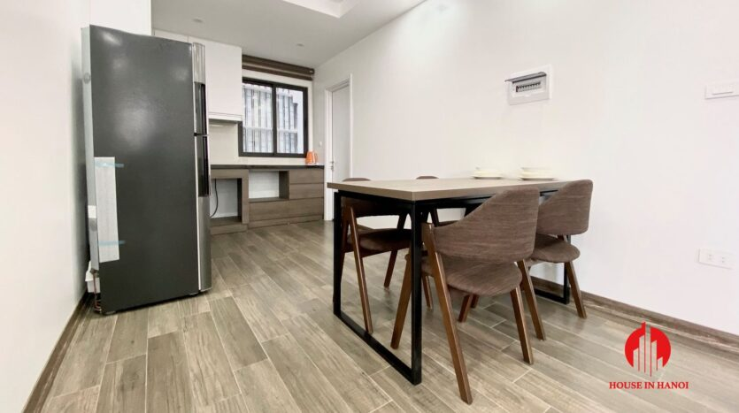 new 2 bedroom apartment for rent on tay ho street 7