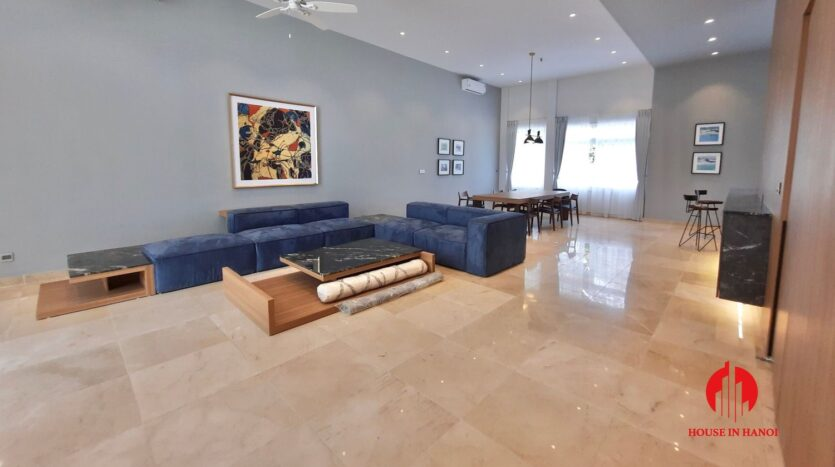 new princly villa for rent in q block ciputra 19