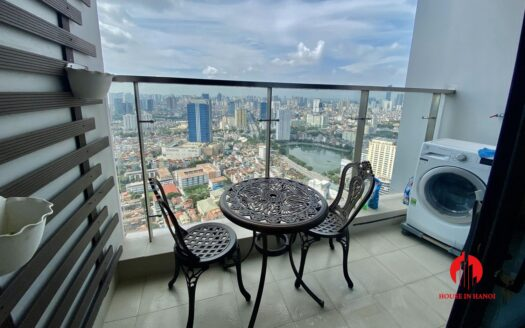 nice apartment in m3 vinhomes metropolis facing giang vo lake 4