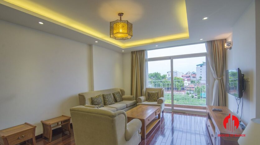 reasonable 3 bedroom apartment for rent on xuan dieu 16