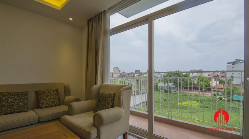reasonable 3 bedroom apartment for rent on xuan dieu 18