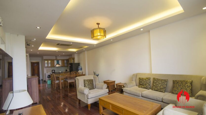 reasonable 3 bedroom apartment for rent on xuan dieu 2