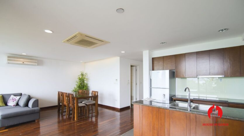 serene apartment for rent in tay ho 11