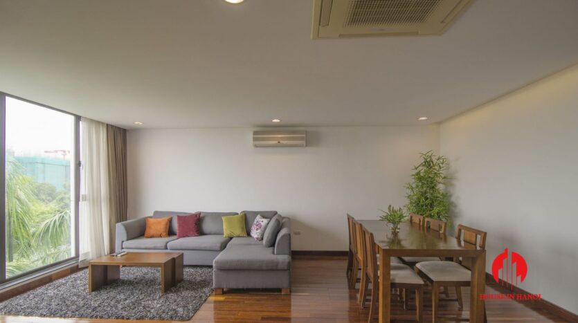 serene apartment for rent in tay ho 12
