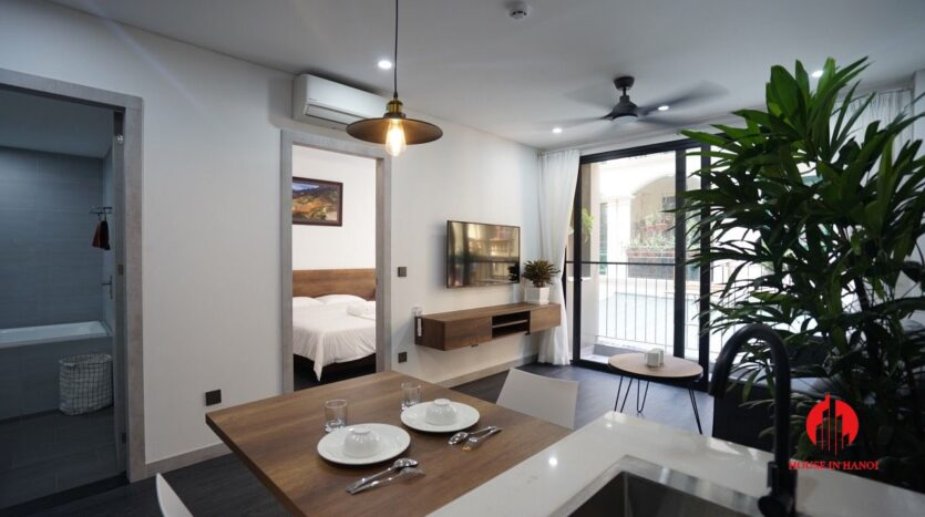 serviced apartment on to ngoc van lane 32 12
