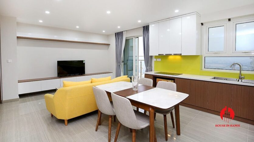 vivid 2 bedroom apartment in ciputra l3 5