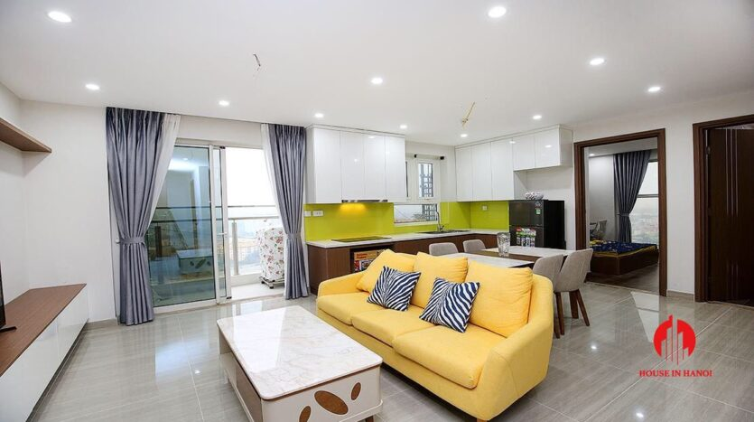 vivid 2 bedroom apartment in ciputra l3 6