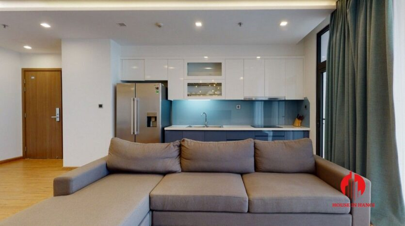 4 bedroom apartment for rent in ba dinh 3