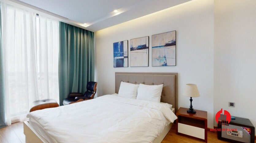 4 bedroom apartment for rent in ba dinh 9