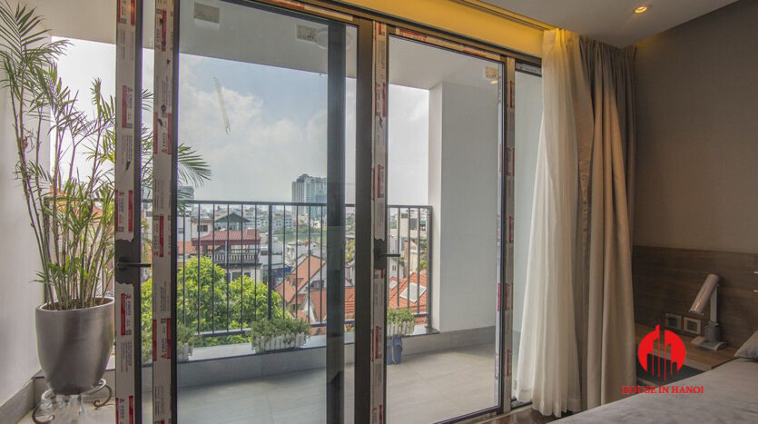 apartment with swimming pool on tu hoa tay ho 1