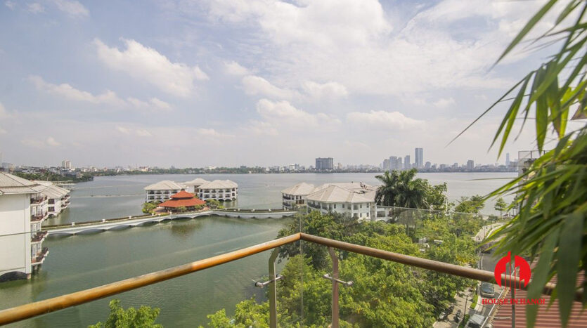 apartment with swimming pool on tu hoa tay ho 11