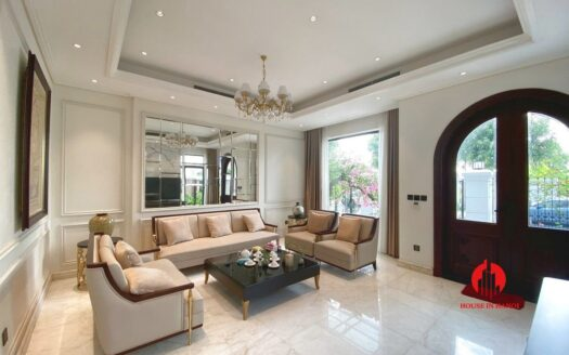 big villa for rent in vinhomes the harmony 11