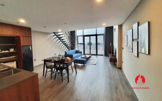 lovely apartment for rent on lac long quan street 1