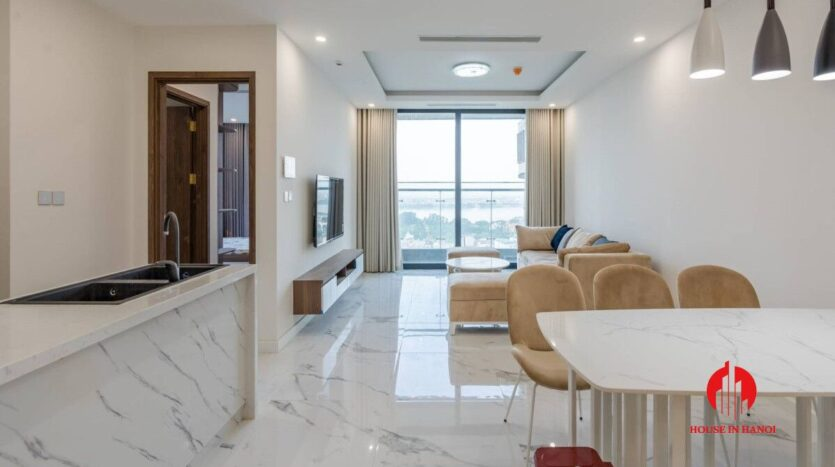 red river view apartment in sunshine city 11
